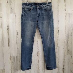 Express Men's Straight Leg Jeans 32x32 Slim